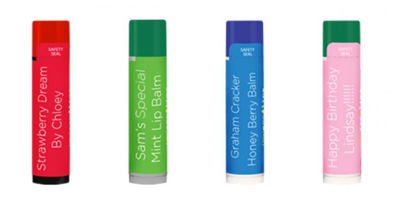 Personalization trend hits personal care with My Eco Lips