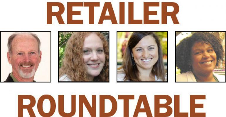 Retailers who support local products