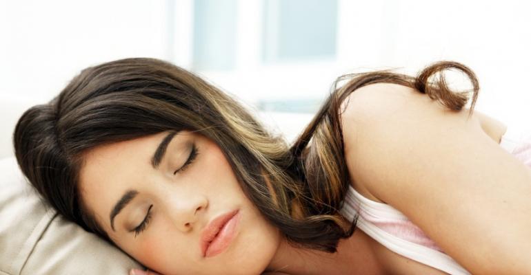 Dietary amino acids improve sleep