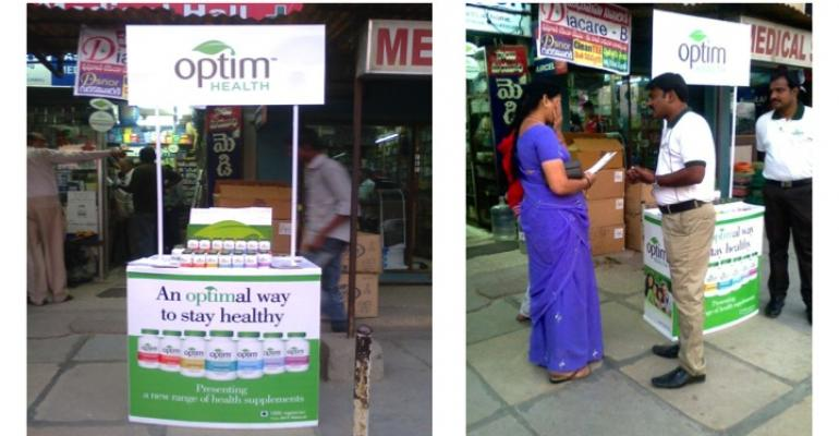 OptimHealth launches in India