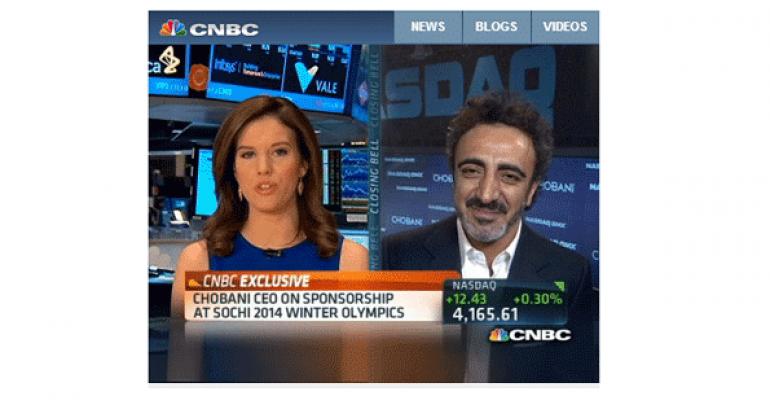 Chobani CEO on the defense, talks Whole Foods
