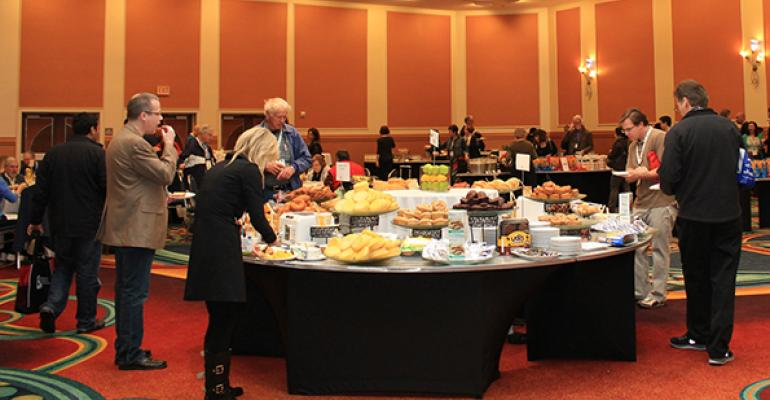 Natural Products Expo West breakfast