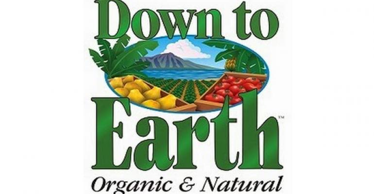 Hawaii's Down to Earth Organic and Natural launches e-store