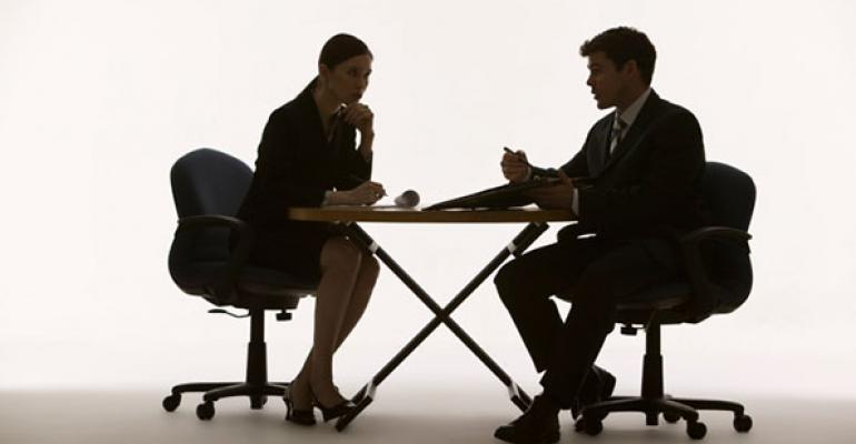 Take a behavioral approach to interviewing