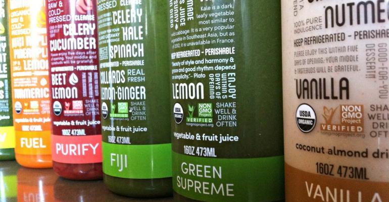 Suja Juice receives minority investment