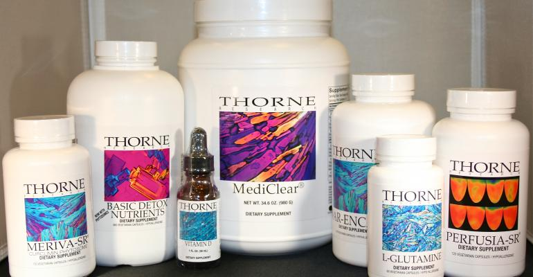 Thorne Research, Itamar Medical form partnership