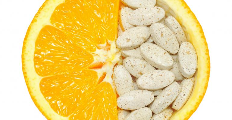 Some supplements contain too much vitamin C