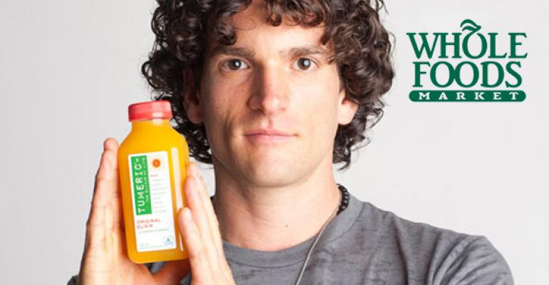 Daniel Sullivan of TumericALIVE Whole Foods loan recipient
