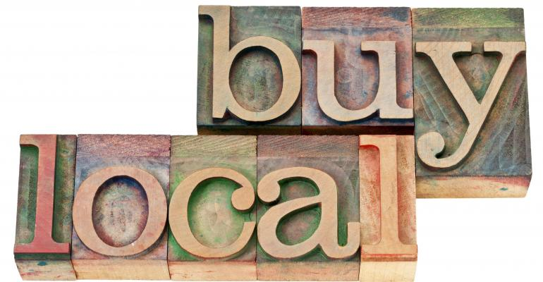 The economic benefits of buying local