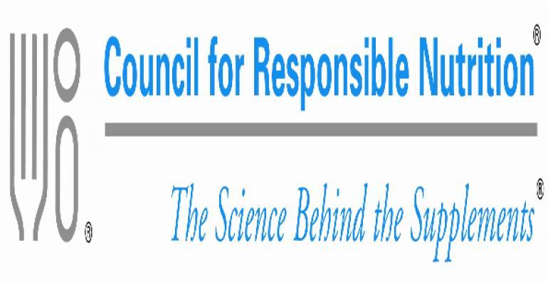 CRN responds to new multivitamin report
