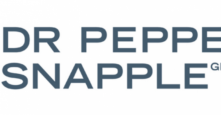 Dr Pepper Snapple reports flat year