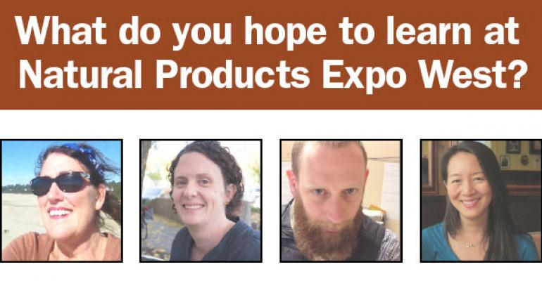 Retailer Roundtable: What do you hope to learn at Natural Products Expo West?