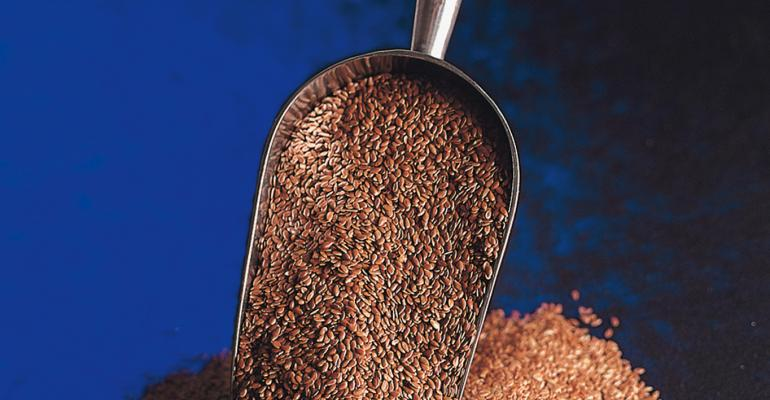 Canada approves heath claims for flax