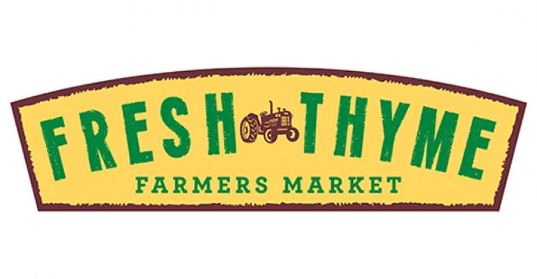 Fresh Thyme Farmers Market names new CEO