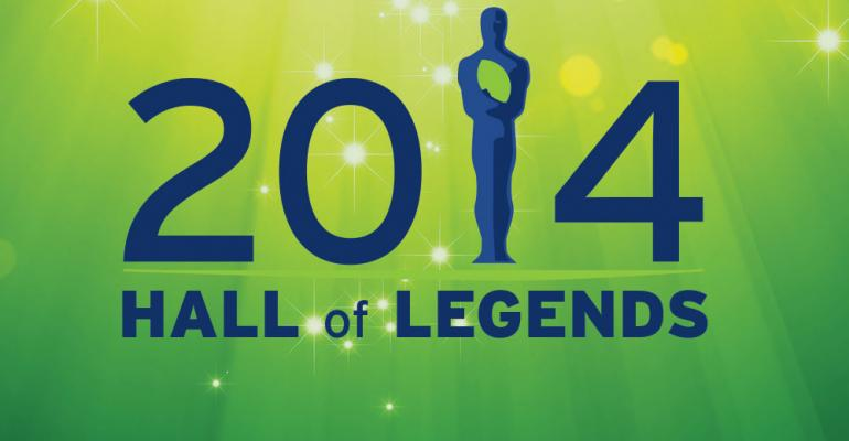 Honor the industry's best at Hall of Legends