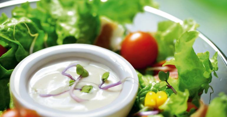 Hydrosol develops high-protein dressing