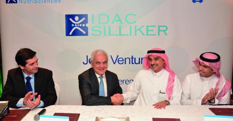 Mérieux NutriSciences acquires equity in IDAC