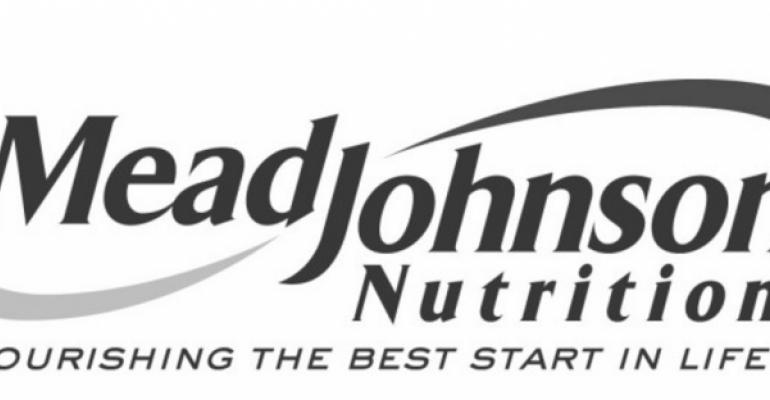 Mead Johnson sales climb 8% in 2013