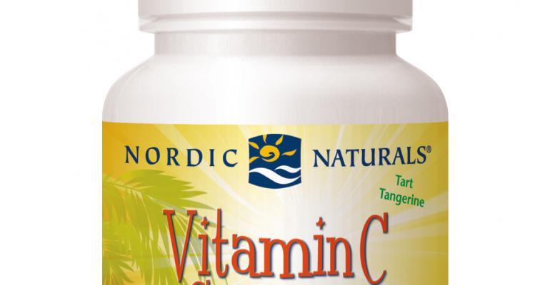 Nordic Naturals launches Vitamin C Gummies
