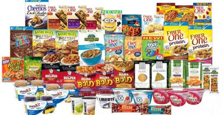General Mills launches 50 products