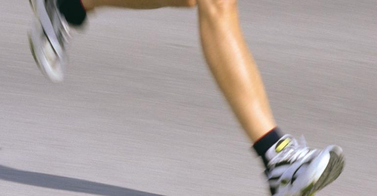 Vitamin C, E supps may hamper endurance training