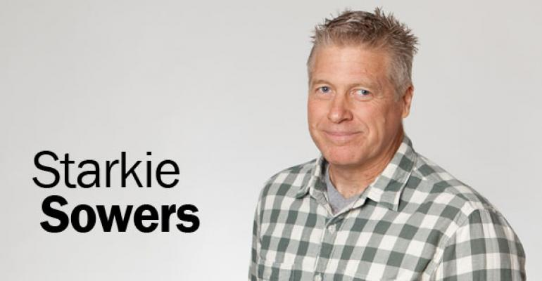 Starkie Sowers runs Clarks education programs