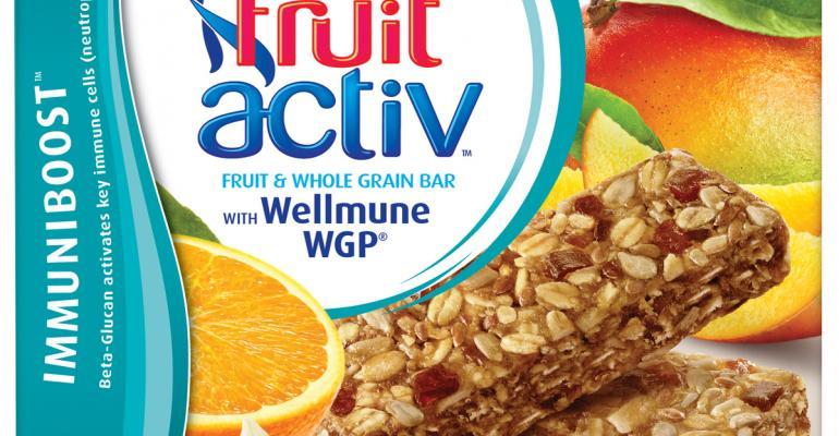 Wellmune WGP now in SunRype bars