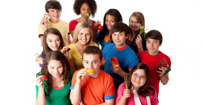 America's teens are demanding organic