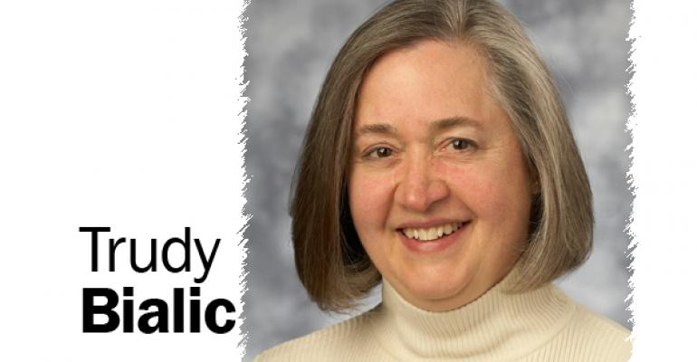 Trudy Bialic of PCC Natural Markets