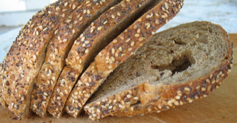 Bread innovators focus on whole grain, fiber