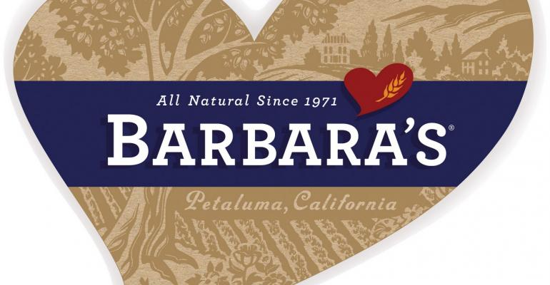 32 Barbara's products now Non-GMO Project Verified