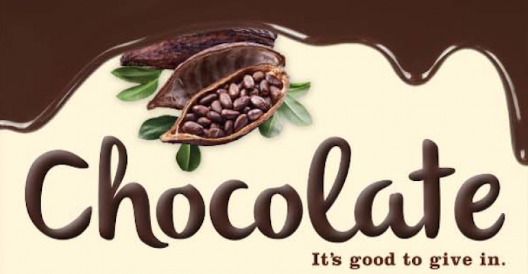 Chocolate: it's good to give in