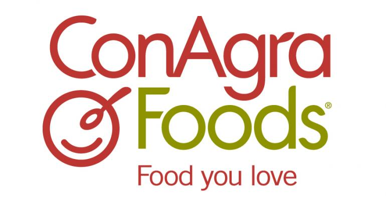 ConAgra posts double-digit growth