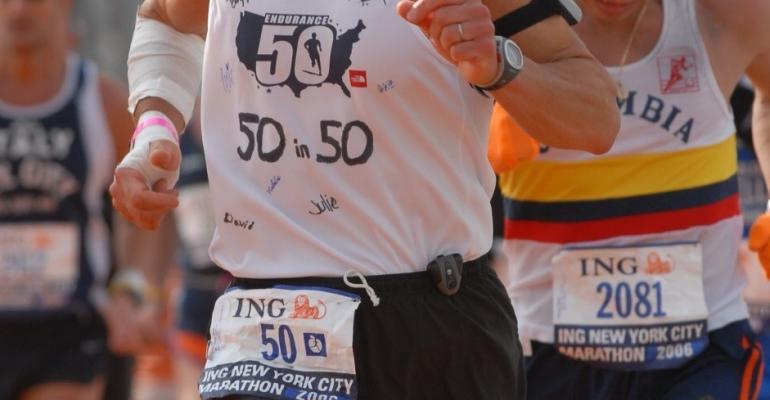 Nutrition for the Long Run - What an Ultramarathon Man Eats