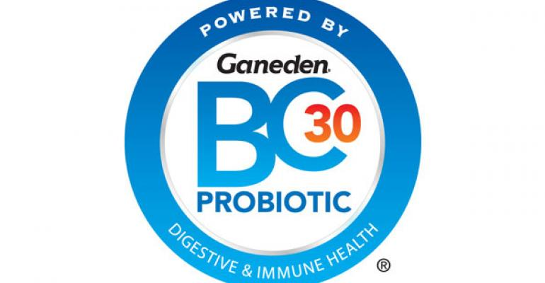 GanedenBC30 powers 12 product launches