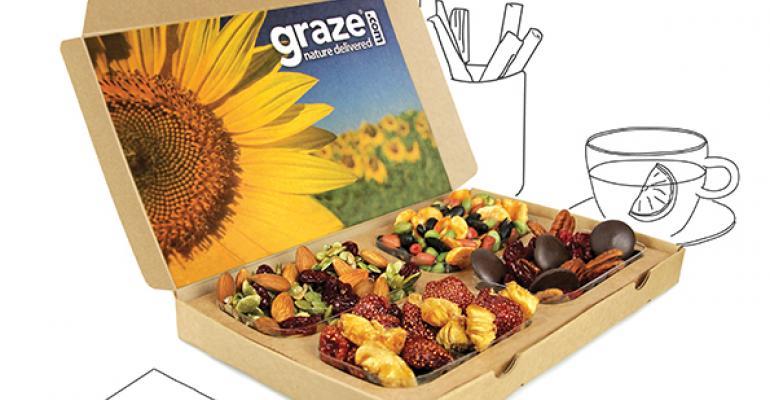 Graze.com doubles subscribers in three months