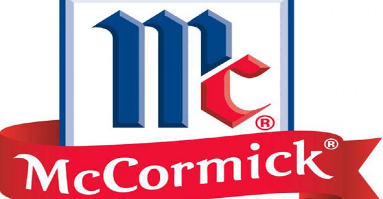 McCormick sales up 6