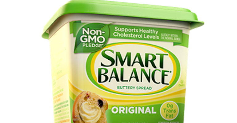 Smart Balance switches to non-GMO