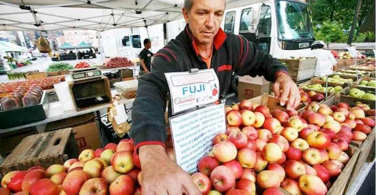 Surprise winners in the Farm Bill