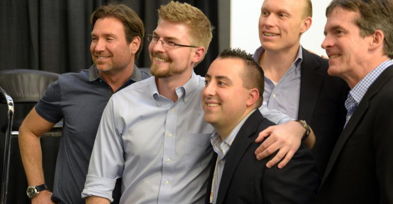 Mission-based brand wins NEXT Accelerator Pitch-Slam