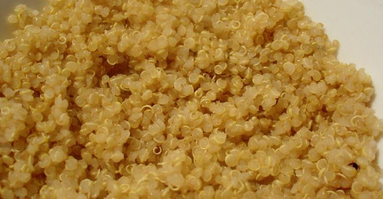Growing the Northwest quinoa crop