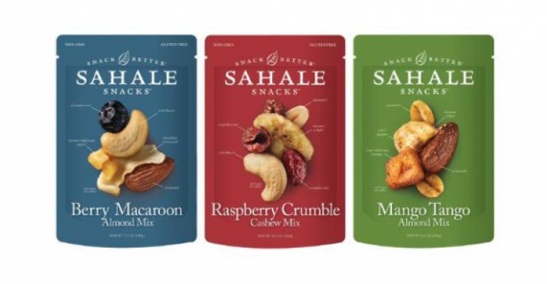 Sahale Snacks launches Nut + Fruit Mixes