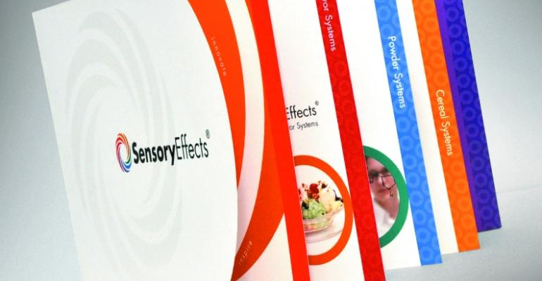 SensoryEffects acquires spray drying facility
