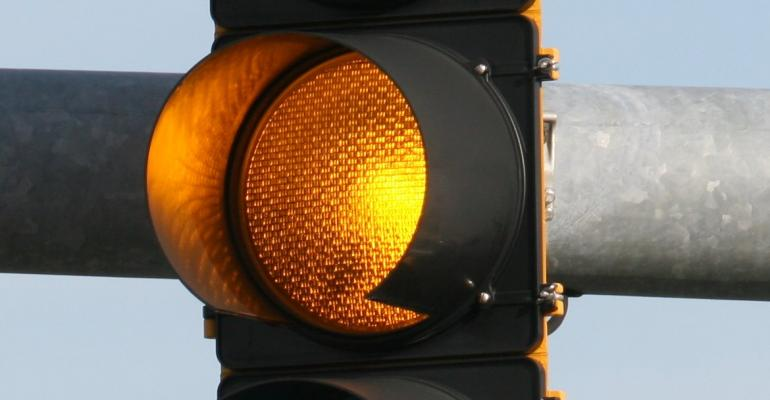Following the yellow light: Why caution is a good thing on the Expo West floor