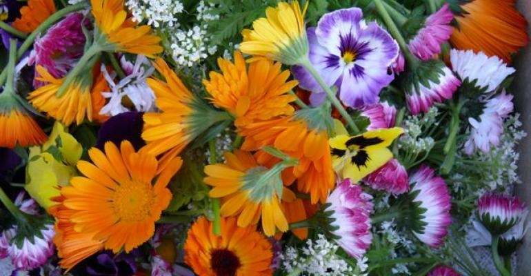 Edible flowers may inhibit chronic diseases
