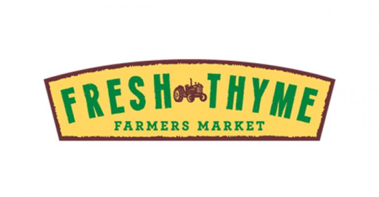 First Fresh Thyme Farmers Market to open April 23
