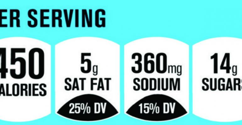 Front-of-pack labels help consumers choose healthy foods