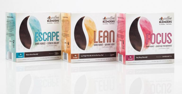 Nuzee launches nutrient-packed K-Cup coffees