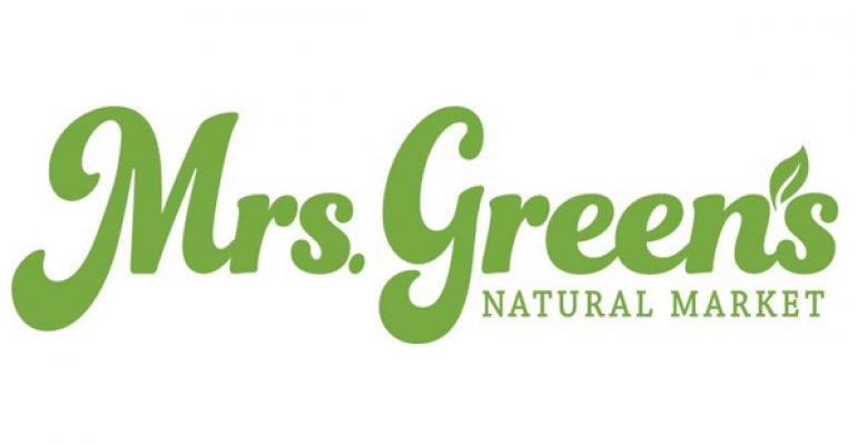 Mrs. Green's opening in New Canaan, Conn., April 18