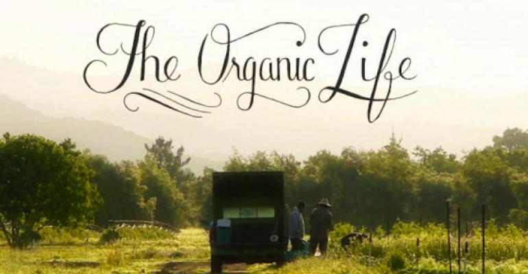 "The organic life: saying ""I do"""